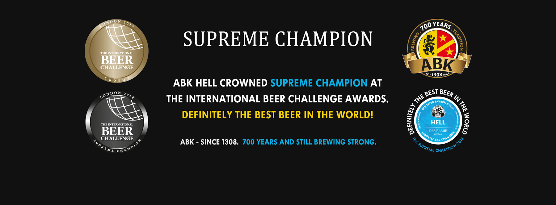 abk supreme champion